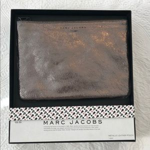 Marc Jacobs leather pouch